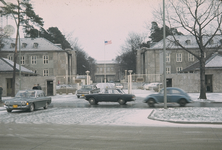 Berlin Brigade headquarters