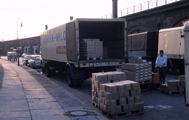 Milk wholesaler.