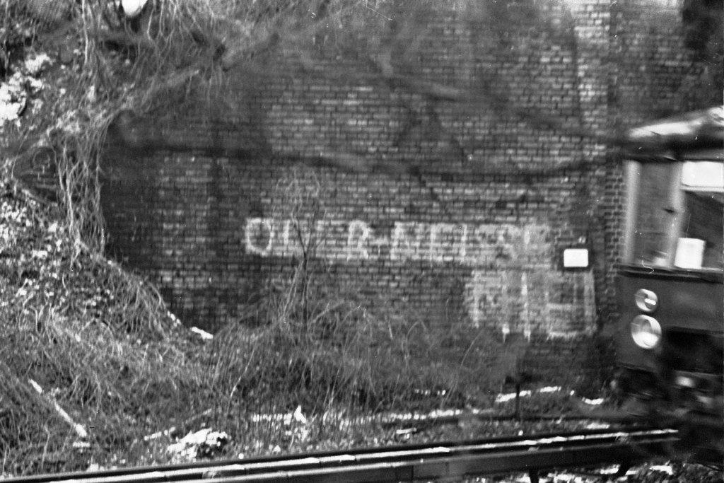 Nationalist graffiti.