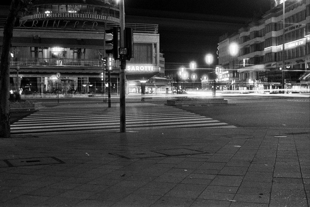 Kranzler corner.